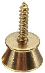 Ukulele Strap Peg - Gold