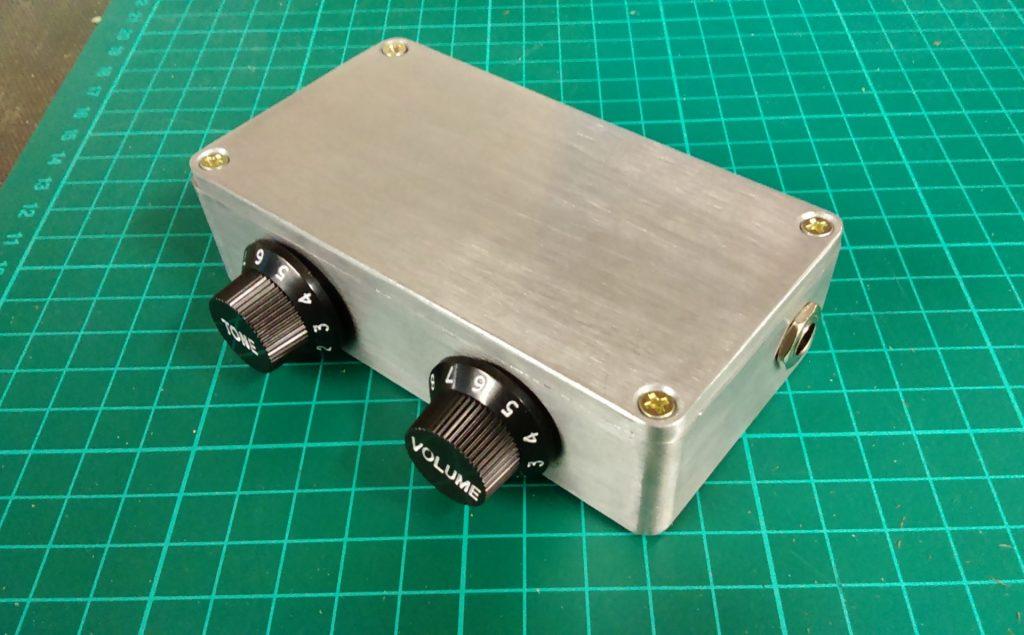 The Buskbox V1.0