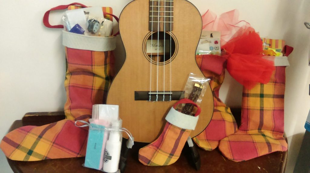 Ukulele Gifts - Pre-filled Stockings & Gift Sets